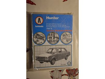 Chrysler Hillman Hunter, 1966-79