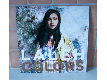 Laleh - Colors (Limiterad orange vinyl)