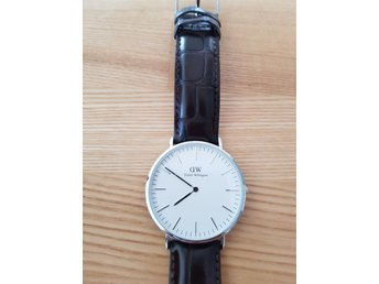 Daniel Wellington klocka 40 mm Classic York