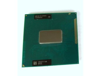 Intel Core i5-3340M ,2,7 GHz /Turbo 3,4 GHz, SROX .