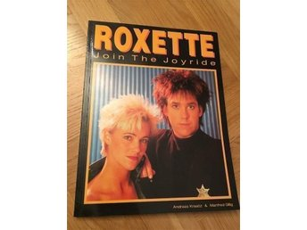 Exklusiv Roxette Join The Joyride 1991 97 sidor