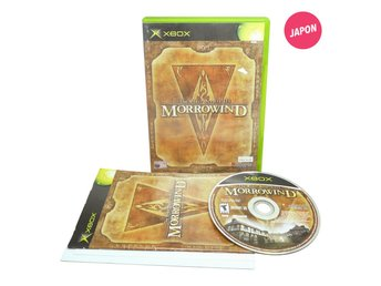 The Elder Scrolls III: Morrowind (EUR / XBOX)