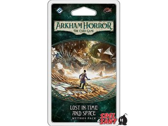 Arkham Horror the Card Game Lost in Time And Space Mythos Pack