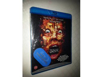 THIRTEEN GHOSTS (Blu-ray Svensk text!) NY - Shannon Elizabeth (2001) 13 Ghosts