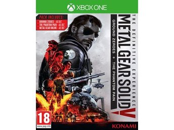Metal Gear Solid V / The Phantom Pain D.E. (XBOXONE)