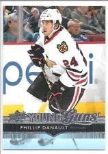 Upper Deck- Young Guns- Phillip Danault