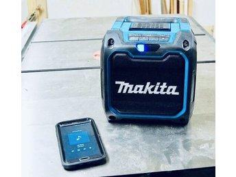 Makita DMR200 Bluetooth Bluetoothhögtalare Högtalare Apple Android Kök a4a876a638af9