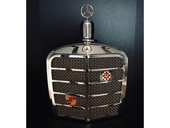 Mercedes- Benz Grill flaska