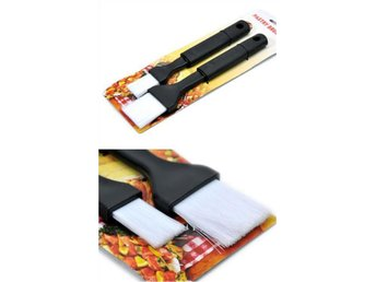 NY!2Pcs Set BBQ Pastry Brush