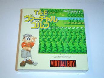 Virtual Golf Nintendo Virtual Boy *NYTT*