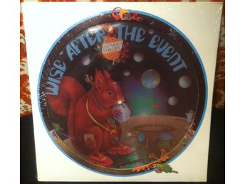 ANTHONY PHILLIPS Wise After The Event SEALED PICTURE DISC 78