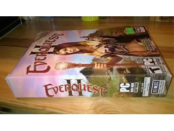 EverQuest 2 (DVD-ROM) - PC: Video Games