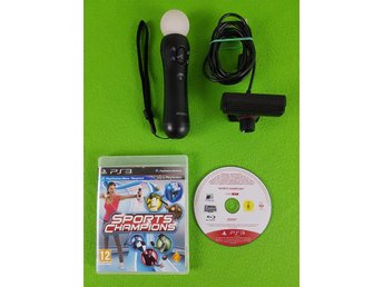 Playstation Move med Kamera & 1 spel PS3 / PS4 Playstation3 Playstation 3 4 - Hägersten - Playstation Move med Kamera & 1 spel PS3 / PS4 Playstation3 Playstation 3 4 - Hägersten