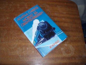 Agatha Christie - Mordet på Orientexpressen - Norsjö - Agatha Christie - Mordet på Orientexpressen - Norsjö