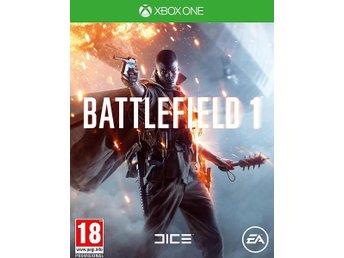 Battlefield 1 Xbox One Fyndvara - Malmö - Battlefield 1 Xbox One Fyndvara - Malmö