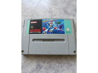 Mega Man X (SNES) Pal version