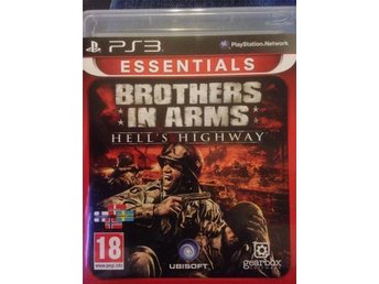 Ps3 brothers in arms/hells highway essentials - Dalhem - Ps3 brothers in arms/hells highway essentials - Dalhem