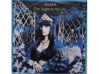 Akasa title* One Night In My Life* Acid House, Euro House, Experimental EU 7""