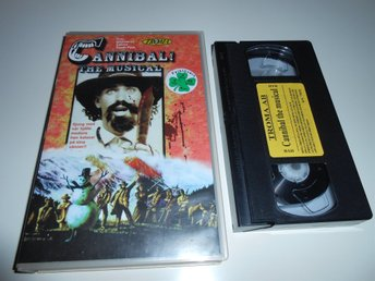 Cannibal! the musical /TROMA /Exrental