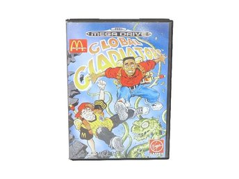 Global Gladiators (Box, Mega Drive Svensk)