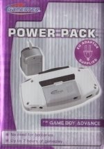Gamester Power Pack for GBA (Strömpaket)