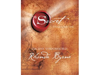 The Secret : dagens visdomsord 9789153436027