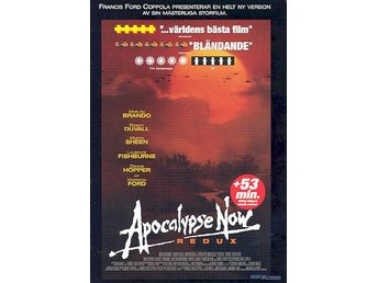 Apocalypse now 1979 (Redux) DVD Martin Sheen Robert Duvall Harrisson Ford