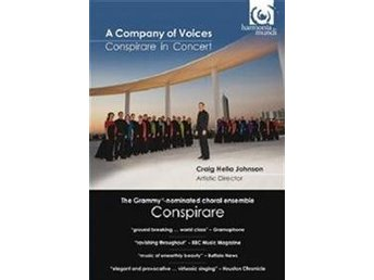 Conspirare: A Company Of Voices (DVD)