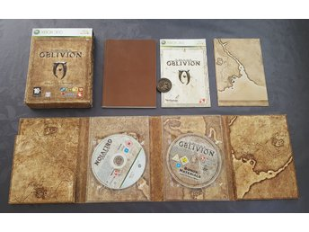 The Elder Scrolls IV Oblivion Collectors Edition - XBOX 360