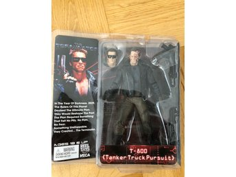 Terminator T-800 action figure by Neca