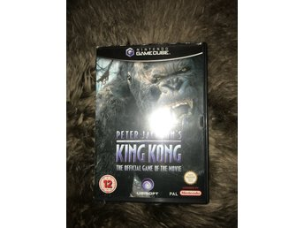 Peter Jacksons King kong Nintendo gamecube spel
