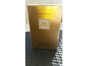 5th Avenue valuepack 75ml edp+bodylotion 100ml Elizabeth Arden ny,oöppnad