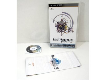 Time Travelers till PSP playstation portable