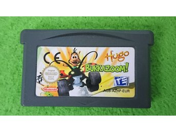 Hugo Bukkazoom! Gameboy Advance Nintendo GBA