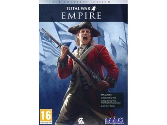 Empire Total War Complete Ed. (PC)