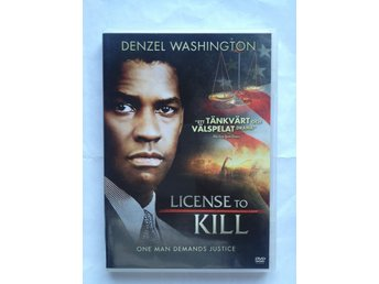 DVD - License To Kill