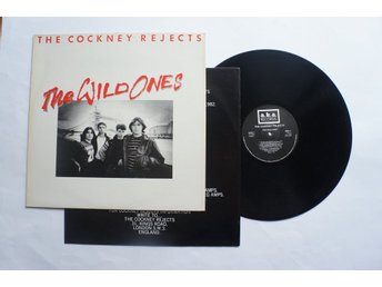 ** Cockney Rejects ‎– The Wild Ones **