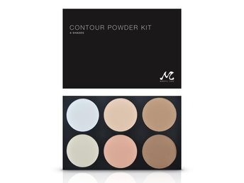 Mindful Care - Contour Powder Kit - 6 shades