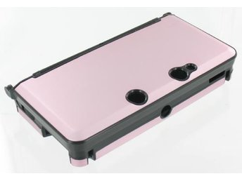 Aluminium Case Pink for Nintendo 3DS 00868
