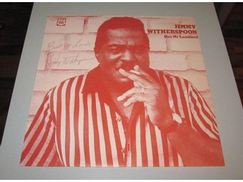 Jimmy Witherspoon – Hey Mr Landlord Route 66 – KIX-31 - Bullaren - Jimmy Witherspoon – Hey Mr Landlord Route 66 – KIX-31 - Bullaren