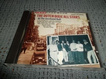 The Dutch Dixie all Stars - At the Jazzband Ball