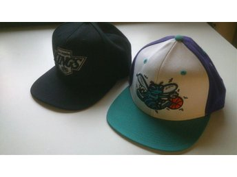 Mitchell and Ness Snapback Doublepack - Malmö - Mitchell and Ness Snapback Doublepack - Malmö