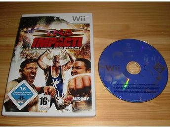 Wii: TNA Impact! Total Nonstop Action Wrestling