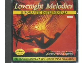 LOVENIGHT MELODIES - 16 ROMANTIC INSTRUMENTALS