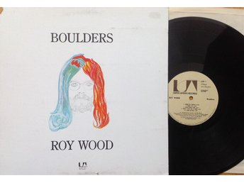 ROY WOOD, LP. BOULDERS. US. 1973.