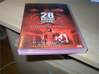 DVD 28 DAGAR SENARE DANNY BOYLE - Nacka - DVD 28 DAGAR SENARE DANNY BOYLE - Nacka