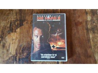 Die Hard 2 / Bruce Willis ( DVD / 1990) - Töllsjö - Die Hard 2 / Bruce Willis ( DVD / 1990) - Töllsjö