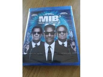 Men In Black 3 Blu-ray. Ny/inplastad - Knivsta - Men In Black 3 Blu-ray. Ny/inplastad - Knivsta