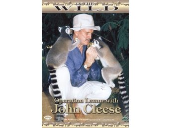DVD - In the Wild: Operation Lemur With John Cleese (Beg)