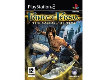 Prince of Persia - The Sands of Time - Playstation 2 PS2